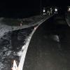 Silně podnapilý řidič havaroval na Zábřežsku