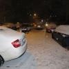 """Motorista v Šumperku při """"zaparkování"""" poškodil stojící auta"""