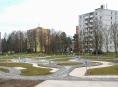 Děti v Zábřeze mají nové dětské dopravní hřiště