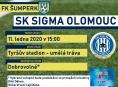"Nový ""umělý trávník"" v Šumperku otestuje Sigma"
