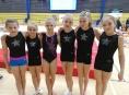 Šumperské gymnastky úspěšně zakončily loňský rok