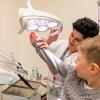 Zubní víla z kliniky zubního lékařství připravila další novinky pro děti   zdroj foto: FNOL