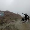 Radomír Čížek na kole po Kyrgyztánu    zdroj foto: z.k.