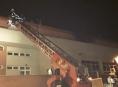 Velmi silný vítr v Olomouckém kraji opět zaměstnává hasiče