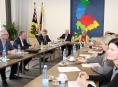 Zasedala Bezpečnostní rada Olomouckého kraje