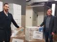 Olomoucký kraj pomůže partnerskému Yunnanu v boji s koronavirem