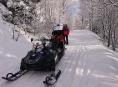 Třiašedesátiletý muž zkolaboval během výletu na běžkách mezi Švýcárnou a Červenohorským sedlem
