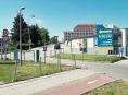 Nový vjezdový systém ve FN Olomouc