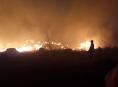Hasiči v kraji likvidovali devět požárů lesa