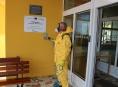 Obyvatelé šumperského domova důchodců jsou ve větším bezpečí
