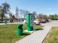 V areálu FN Olomouc přibyly automaty pro zaplacení vjezdu