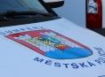 Opilý řidič v Šumperku chtěl ujet strážníkům městské policie