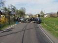 Opilý řidič na Šumpersku najel do protisměru