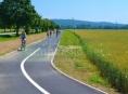 V kraji se opět zvýší počet cyklostezek