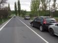 Nehoda mezi Šumperkem a Bludovem komplikovala dopravu