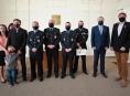 V Šumperku předali ocenění za záchranu lidského života