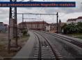 VIDEO. Vlaky se vrací na zrekonstruovaný Negrelliho viadukt