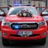Zábřežská jednotka dobrovolných hasičů dostala nový velitelský automobil   zdroj foto:muz