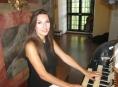 Varhanní koncert Alžběty Bočkové