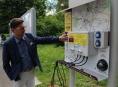 Majitelé elektrokol mohou nabíjet zdarma na Hlavní třídě v Šumperku