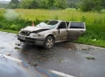 Dvanáct víkendových dopravních nehod na Šumpersku