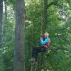 Evakuace paraglidisty ze stromu na Šumpersku    zdroj foto: HS Jeseníky