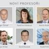 Univerzita Palackého má nové profesory   zdroj foto: Žurnál UP, archiv LF a profesorů