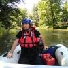 Pátrání po utonulém vodákovi na Šumpersku