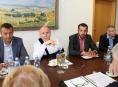 Hejtmanství se zapojilo do řešení bezpečnostní situace v Přerově