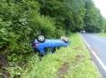 Dopravní nehody komplikovaly provoz na Jesenicku