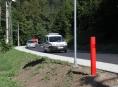 Další opravená cesta v Olomouckém kraji