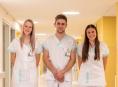 Absolventi kvalifikačního kurzu Sanitář si pochvalují pracovní uplatnění