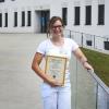 Medička vyhrála týdenní stáž ve FN Olomouc v tombole     zdroj foto: FNOL
