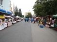 Šumperské farmářské trhy 2. října