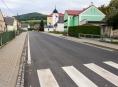 Motoristé dojedou bezpečněji k hranicím sousedního okresu i do Polska