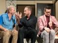 V komedii Chlap na zabití dominuje Filip Blažek