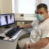 zástupce primáře ortopedie MUDr. Mgr. Tomáš Kocourek                    zdroj foto: AGEL