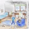 Ukázka ilustrací a úkolů z nové brožury pro děti Stalo se a co teď aneb Cesta k průkazu hasiče   zdroj: HZS OLK