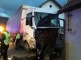 Statisícová škoda po dopravní nehodě na Šumpersku