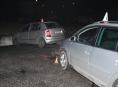 Opilý řidič v Šumperku nezvládl jízdu