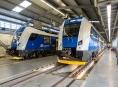 Bezmála osmdesát nových nízkopodlažních vlaků zamíří do krajů
