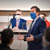 Rektor Jaroslav Miller oznámil rezignaci    zdroj foto: V. Duda - upol