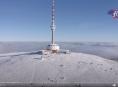 VIDEO. Muzikanti vystoupali na nejvyšší místo Moravy