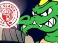 HC Slavia Praha vs Draci Pars Šumperk 9:5