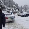 Policie kontrolovala nejen dopravní situaci v Jeseníkách     zdroj foto: PČR