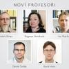 Univerzita Palackého má pět nových profesorů