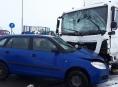 Vážná dopraví nehoda mezi Rapotínem a Šumperkem
