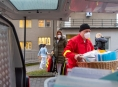 Mobilní týmy FN Olomouc naočkovaly přes dva tisíce lidí