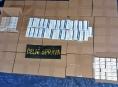 Celníci v kraji zadrželi téměř 19 tisíc kusů tablet drogy