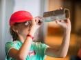Děti v roli vědců